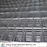Quality Concrete Reinforce Wire Mesh|Made by Iron or Steel Mesh for Building Construction wholesale