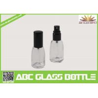 Quality new products high quality 15ml empty square clear nail polish bottle glass wholesale