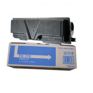 Quality Laser Printer OEM Toner Cartridge 7200 Pages Kyocera FS 1370DN / FS 1370D wholesale