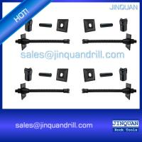 Quality Self Drilling Grouting Tunnel Left Thread Rock Anchor Bolt wholesale