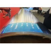 Quality ASTM B209 Thin Wide Alloy Aluminum Coils 3003 H16 For Oil Storage Tank wholesale