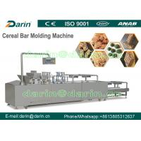 Buy cheap Cereal Bar Forming Machine with Siemens PLC & Touch Screen + WEG Motor from wholesalers