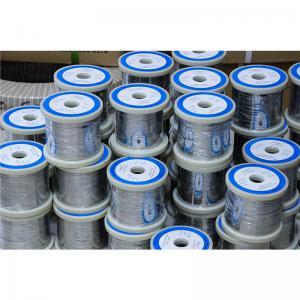 N8 Nickel Chromium Alloy Wire / Nickel Flat Wire For Industry Sealing Machine
