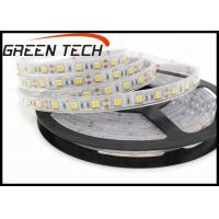 Quality 24V Underwater IP68 LED Flexible Strip Lights For Outdoor Lighting SMD2835 wholesale