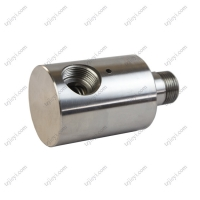 Quality stainless steel 304 high speed water rotary joint for high pressure car washing machine G1/2'' wholesale