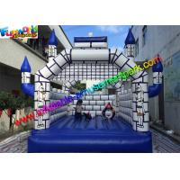 Quality Garden Playground Huge Moonwalk Bounce House Inflatable Portable wholesale