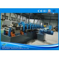 Quality V Shape Carbon Steel Cold Roll Forming Machine 2.0mm Thickness 120m / Min Running Speed wholesale
