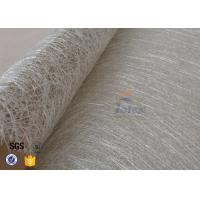 Quality Fiberglass Needle Mat E Glass Fiber Chopped Strand Mat CSM 100g 200g 300g wholesale