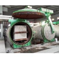 Quality Textile Sand AAC Autoclave Lightweight , AAC Block Plant Automatic wholesale