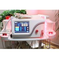 Quality 650nm / 980nm Dual Wave Lipo Laser Slimming Machine For Weight Loss wholesale