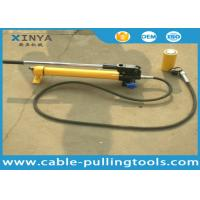 Quality 700 Bar Hand Operated Portable Hydraulic Oil Pump wholesale