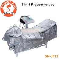 Quality 3 in 1 far infrared+ems therapy +lymphatic drainage vacuum pressotherapy body slimming wholesale
