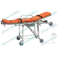 Quality Comfortable folding wheelchair ambulance stretcher lifts for transporting patients wholesale
