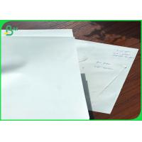 Nonacid Anti folding tear proof 60gsm 80gsm 100gsm 120gsm 150gsm synthetic stone paper in roll package