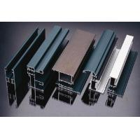 China Powder Painted Aluminum Extrusion Profiles , Aluinum Window / Door Profile on sale