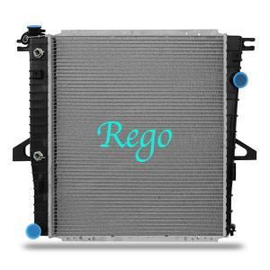 Quality OEM No. XL2Z8005LA New Car Aluminum Radiator for 95-05 Ford Explorer wholesale