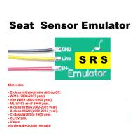 Quality SRS3 Mercedes Seat Sensor Emulator with Indicator Airbag Off , Car Repair Troubleshooting wholesale
