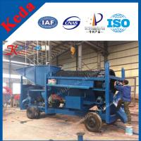 Buy cheap Mobile Gold Mining Machine Gold Trommel Screen from wholesalers