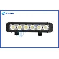 China Easy Installation 60W 10.9 inch Offroad LED Light Bars SUV Truck Car driving led lighting on sale