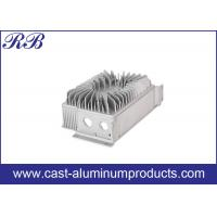 China Produce Mold Firstly / Electronic Instrument Aluminum Casting Process Aluminum Alloy Box / Enclosure on sale