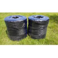 Quality 100% Virgin High Strength Plastic Binding Rope Pp Baler Twine Agriculture Packing Twine wholesale