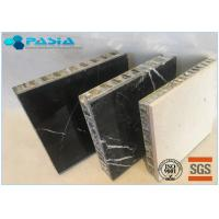 Buy cheap 600*600 Sized With Customized Thickness Sandstone Stone Honeycomb Panel from wholesalers