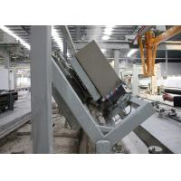 Quality Bottom Cleaning Tilt Table AAC Block Cutting Machine for Autoclaved Aerated Concrete Plant wholesale
