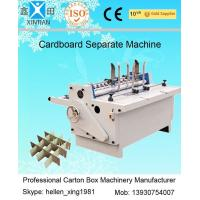 China High Precision Automatic Cartoning Machine Cardboard Separating for Fruit Package Box on sale