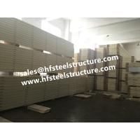 Buy cheap Anti Corrosion Sandwich Panel For Food Fresh Keeping Room / Cool Room Panels product