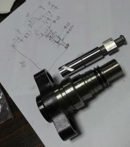 Quality plunger  element 6508 wholesale