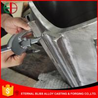 China Cobalt Alloy Casted Foundry Dimensional Check Nozzle Skirt EB26027 on sale
