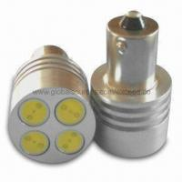 12V DC Automotive LED Bulb with Low Power Consumption, Used for Illumination
