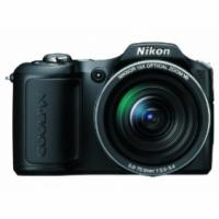 Quality Nikon Coolpix L100 10 MP Digital Camera with 15x Optical Vibration Reduction (VR) Zoom wholesale
