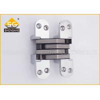 Soss Concealed Internal Door Hinges , Wood Swing Door Hinges Hardware