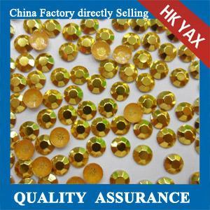 China aluminum octagon Clothing hotfix studs, hot fix octagon,best selling hot fix octagon rhinestud on sale