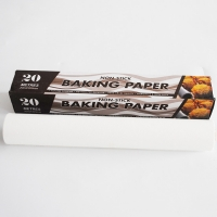 China Food Wrapping Greaseproof Baking Parchment Paper on sale