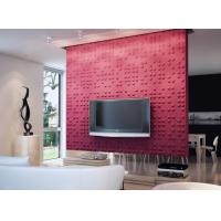 Cheap Vinyl Waterproof 3D Living Room Wallpaper for sale