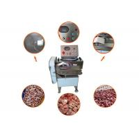 Quality Fast Food Industry Electric Meat Bone Cutter Capacity 500-800 Kg/H wholesale