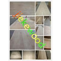 China sell rubberwood  finger-jointed panels on sale
