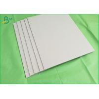 Quality High Density Laminated Gery Cardboard Paper 1.5mm Thickness Uncoated wholesale