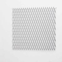 Cheap Aluminum Alloy Wire Mesh Ceiling Tiles Good Weather And Corrosion Resistance for sale