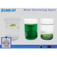 Buy cheap Water Cleaning Chemicals Sewage Treatment Plant Flocculation Coagulation Water Treatment from wholesalers