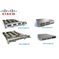 Quality 32K Entries Cisco Fiber Distribution Switch , Nexus 5k Switch VLAN Support  N5K-C5672UP wholesale
