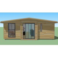 China Personalized Prefab Expandable Container House With Good Sound Insulation / Waterproof on sale