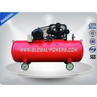 Quality Blow Moulding High Pressure Air Compressor / Reciprocating Air Compressor With Tank wholesale