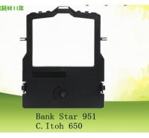 Ribbon Cassette For C.ITOH 650 STAR AR951 961 BANKSTAR 951 S L