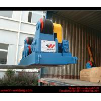 Cheap 80 Ton Full-Automatic VFD Control Pipe Welding Rotators For Cylinder Seam for sale