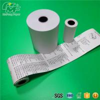 China custom printed nice ATM cash register thermal paper roll on sale
