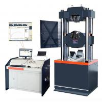 China Computerized Hydraulic Tensile Testing Machine of Steel 6KN - 300KN on sale