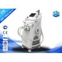 Quality Multifunctional 3 In 1 SHR RF ND YAG Laser For  Hair Removal / Tattoo Removal / Face Lifting wholesale